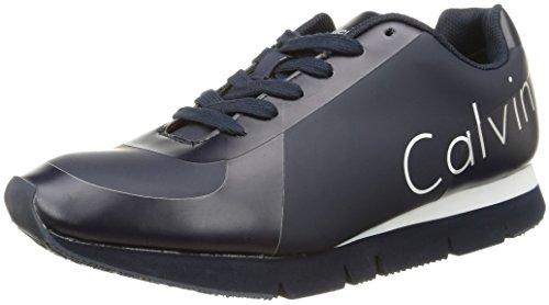 Calvin Klein Jeans - Jack, Sneakers da uomo, Blu (Bleu (Nvy)), 44
