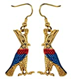 Egypt Egyptian Horus Earrings Jewelry Accessory