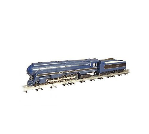 Williams By Bachmann Trains 4-8-4 J-Class Semi Scale Steamer Locomotive - Baltimore And Ohio - Royal Blue - O Scale