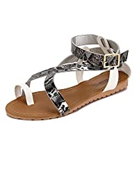 Yepme Silver Sandals -- YPWFOOT9401_7