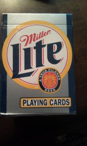 us-playing-card-company-miller-lite-deck-6900-by-n-a