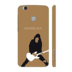 Enthopia Designer Hardshell Case My Ramones Back Cover for Xiaomi Mi 4s