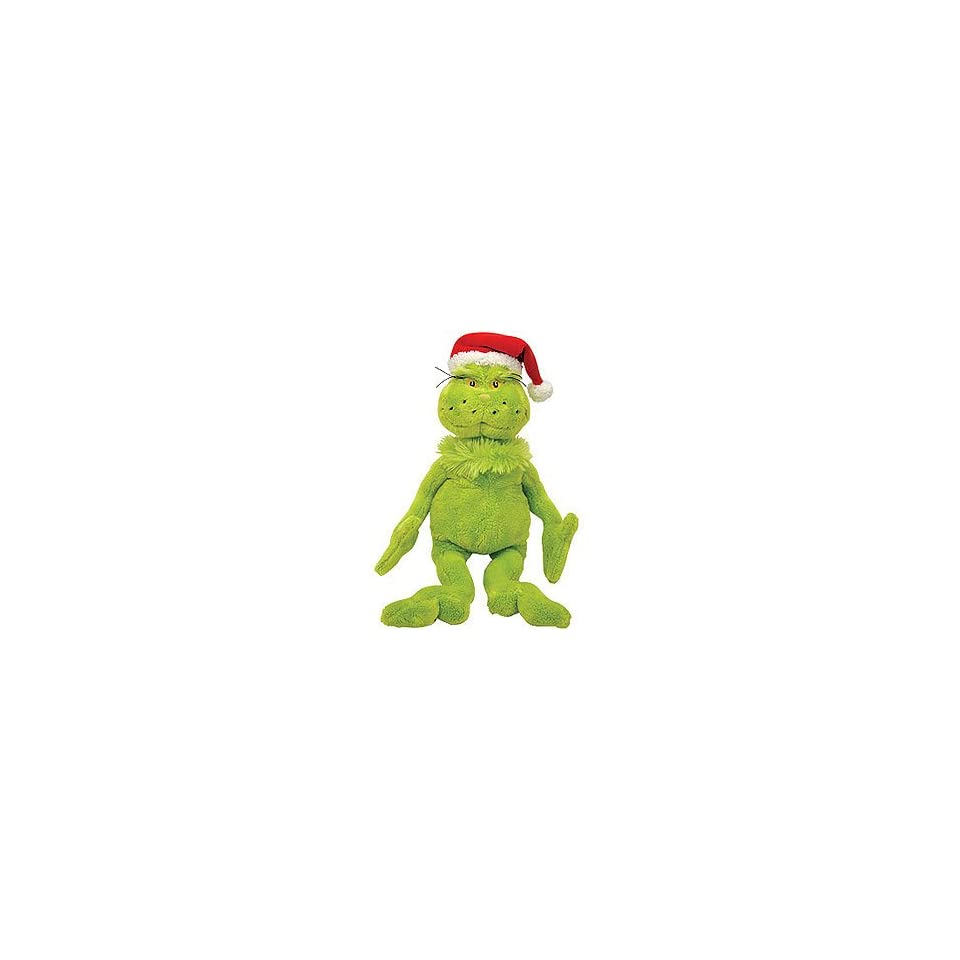 Grinch Who Stole Christmas Plush Toy Dr. Seuss