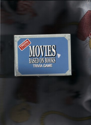 Movies Based On Books Trivia Game - 1