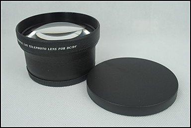 72Mm 2.0X Tele Telephoto Lens For Digital Camera 2X 72