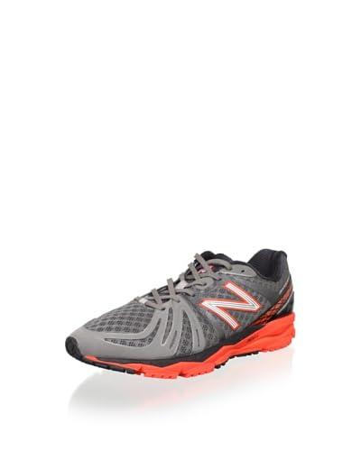 New Balance Men's M890v2 Neutral Running Shoe  [Black/Red]