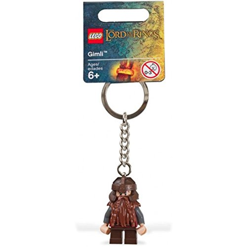 LEGO Il Signore Degli Anelli: Gimli Portachiavi