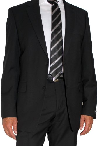 Marzotto Jacket by Pierre Cardin black 40