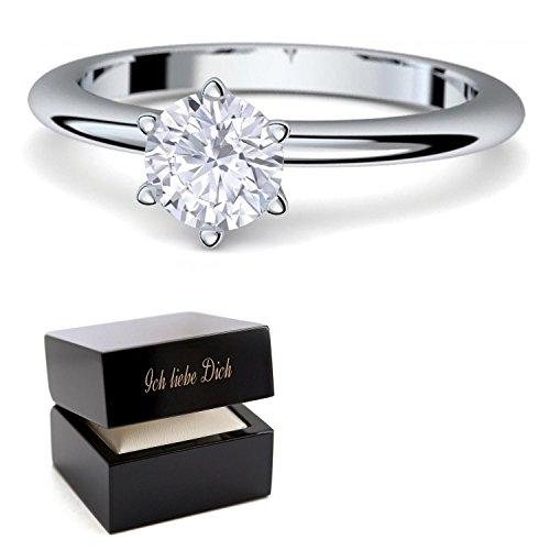 Ringe-Verlobungsringe-mit-SWAROVSKI-Elements-Zirkonia-Stein-Ring-Damenring-mit-GRAVUR-LUXUSETUI-fr-Damen-Frauen-Freundin-Heiratsantrag-Silberring-Solitr-Silber-925-Diamant-AM195-SS925ZIFA50