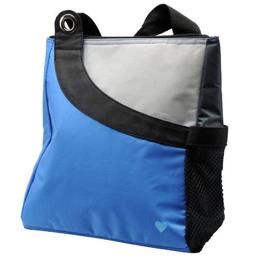 Image of Nurse Mates Lunch Tote Bag 917100 Blue (B007KFNGJK)