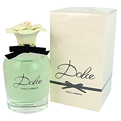DOLCE GABBANA Eau de Parfum Spray for Women, 2.5 Fluid Ounce