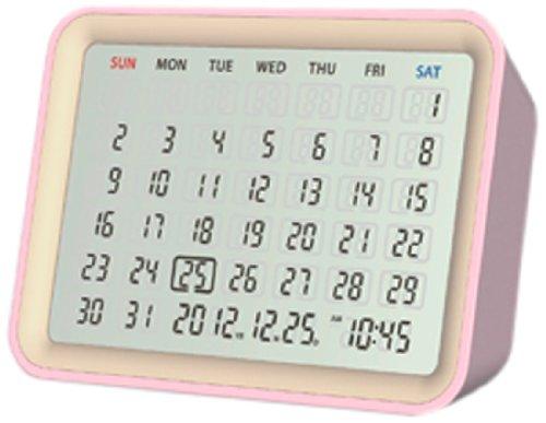 Date Ewiger Kalender (Beige/Pink)