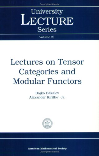 Lectures on Tensor Categories and Modular Functors