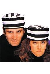 Convict Hat Costume Accessory