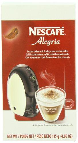 Nescafe Coffee, Alegria 510, 4.05 Ounce front-417358