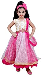 Kids dresses baby clothing stylish party wear Gown for girls