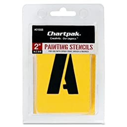 CHA01555 - Painting Stencil Set