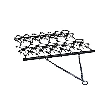 Field Tuff HDHA-59 Heavy-Duty Drag Harrow, 4 x 4 - 1/2
