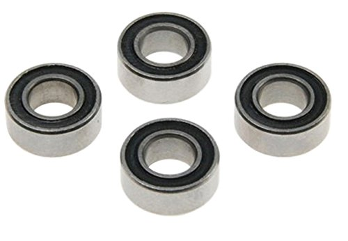 Team Durango TD601002 Ball Bearing (4-Piece), 5x10x4mm