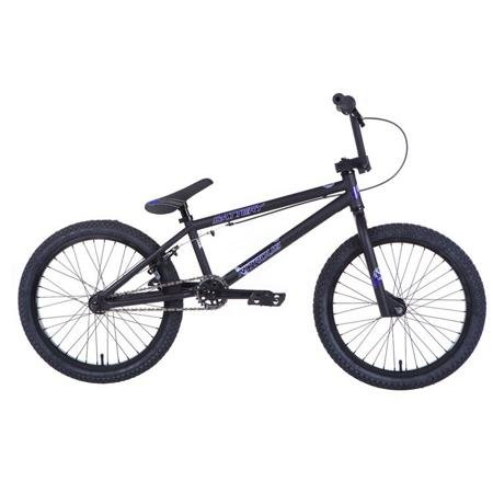 Eastern Nitrous Battery 2011 Complete BMX Bike - Matte Black