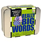 Really Big Magnetic Poetry Words For Kids