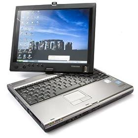 1 IN STOCK TOSHIBA PORTEGE M400 CENTRINO DUO 1.86GHZ 1024MB 80GB CDRW/DVD 12
