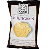 Food Should Taste Good Tortilla Chips, Multigrain, 5.5 Ounce (Pack of 12)