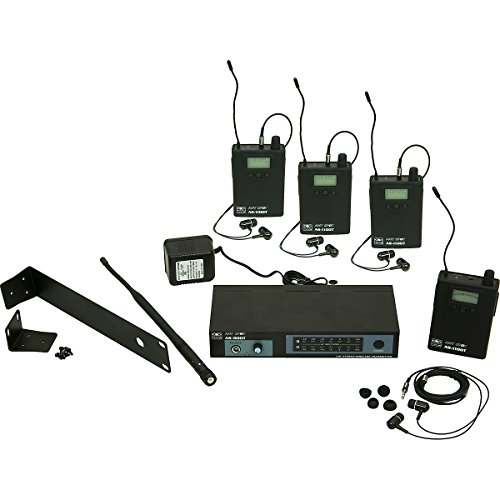 Galaxy Any Spot As-1100-4 Band Pack System - D-Band front-726467