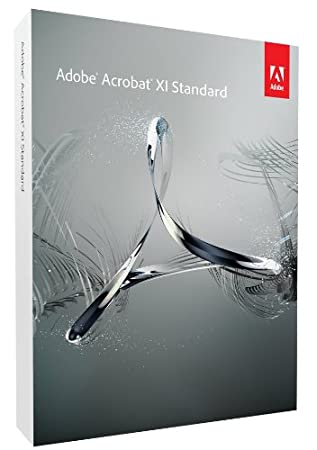 Adobe Acrobat XI Standard Version (PC)