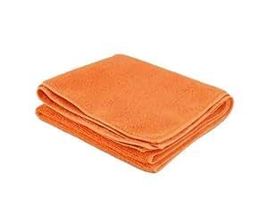soins 65x33 cm microfibre de nettoyage de voiture en tissu serviette orange high. Black Bedroom Furniture Sets. Home Design Ideas