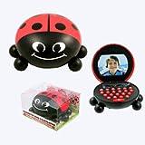 Magnetic Ladybug Deskmate Calculator Pencil Sharpener Photo Frame Kids