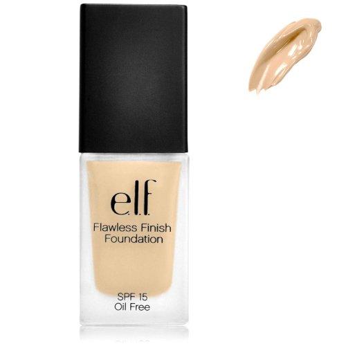 e.l.f. Flawless Finish Foundation, Lightweight Oil-Free, Natural, 0.68 fl. oz