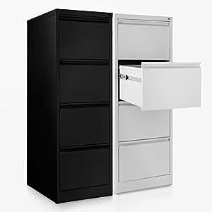 Armoire pour dossiers suspendus Office Marshal® en 2 coloris | meuble