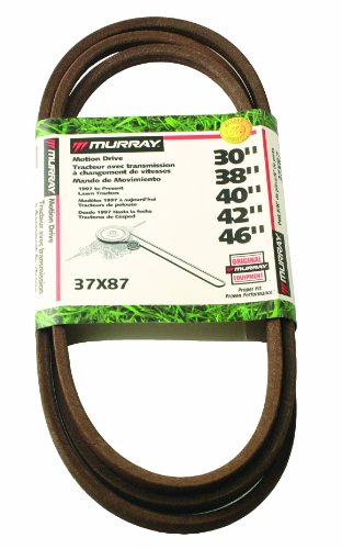 Murray 37X87Ma Drive Belt For Lawn Mowers