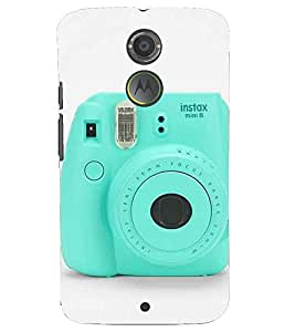PRINTSHOPPII CAMERA Back Case Cover for Motorola Moto X2::Motorola Moto X (2nd Gen)