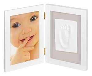 My Sweet Memories ES Photo Frame + Baby Print - Set de modelado