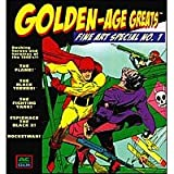 GOLDEN-AGE GREATS: Fine Art Special #1 ~ Bill Black