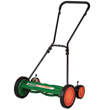 20? Classic Push Reel Lawn Mower-2000-20
