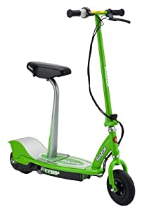 Razor E200S Seated Electric Scooter - Green