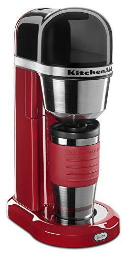 Kitchenaid Kcm0402Er Personal Coffee Maker, Empire Red front-621007