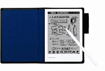 SHARP (sharp) [electronic memo pad, electronic notebook: WG-N10 [JAPAN IMPORT]