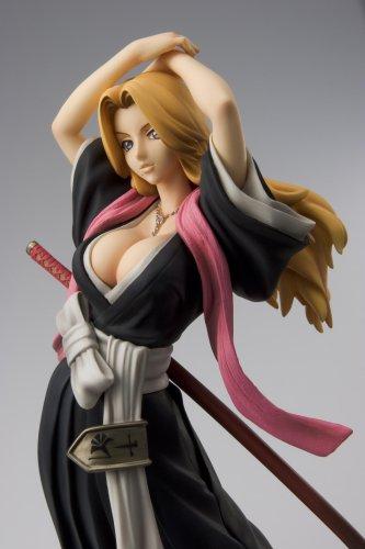 Bleach : Rangiku Matsumoto Lieutenant PVC Figure