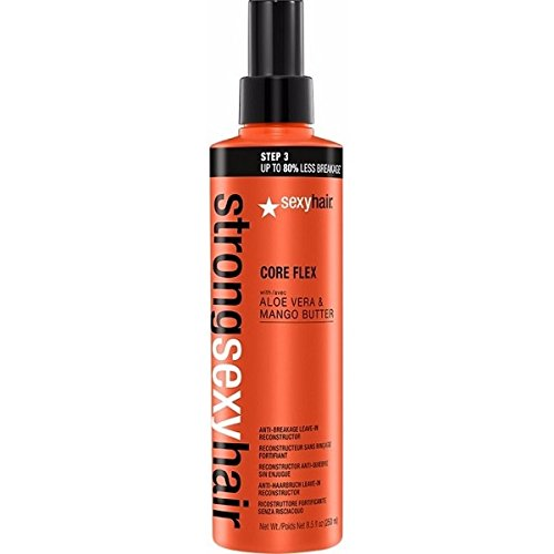 sexyhair STRONG Core Flex Leave-In Conditioner 250ml stärkender Leave-In Conditioner capelli contro rottura