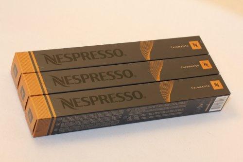 Order 30 Caramelito Nespresso Capsules Espresso Lungo Nestle - Nestlé