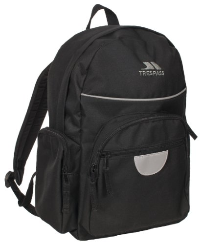trespass-swagger-school-bag-black-16-litres