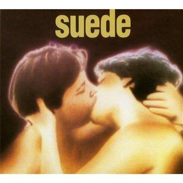Original album cover of Suede by Suede