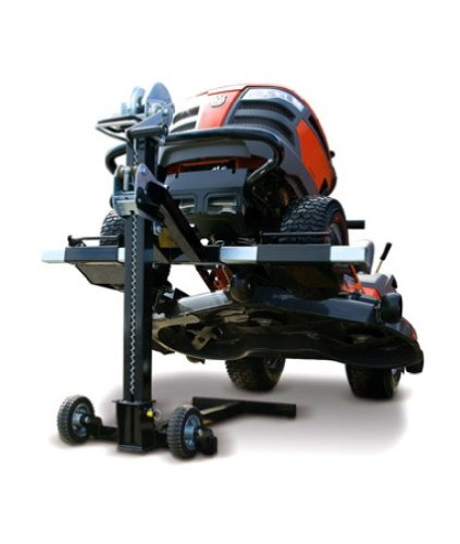 Lawn Tractor Lift : Mojack mjpro pound lift for tractors and zero turn