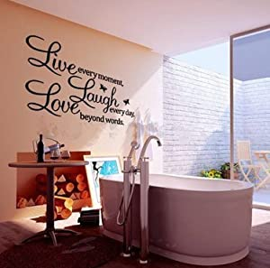 Dream Imagine Believe Wall Quote Sticker Art Decal Vinyl Baby Room Decor Mural by Other
