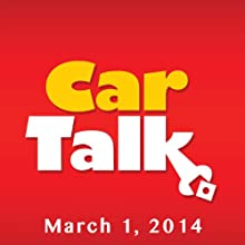Car Talk, The Curly Package, March 1, 2014  by Tom Magliozzi, Ray Magliozzi Narrated by Tom Magliozzi, Ray Magliozzi