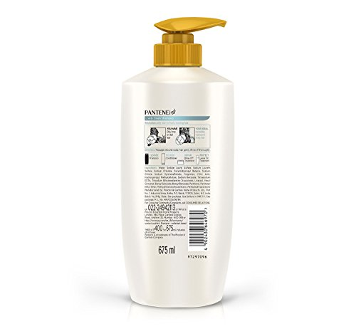 buy pantene shampoo lively clean 675ml bottle on amazon